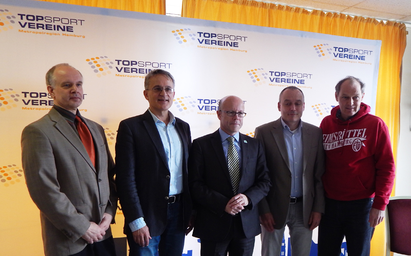 Pressekonferenz der TopSportVereine