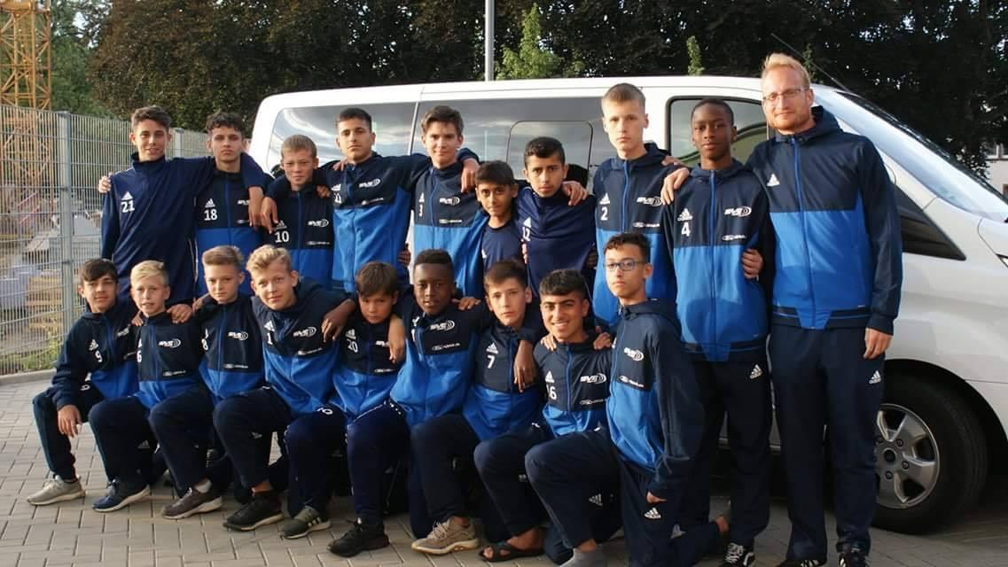 C-Junioren qualifizieren sich für Futsal-Finalrunde