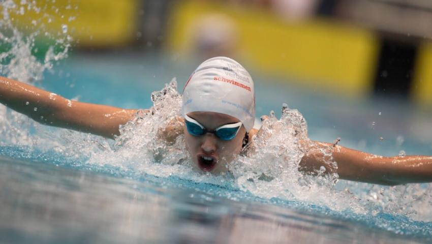Viele Titel für Schwimmer bei Kurzbahnmeisterschaften