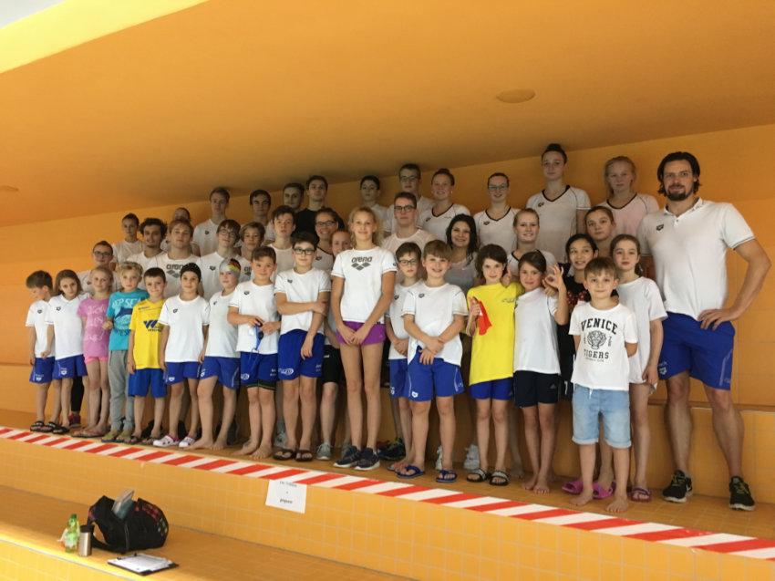Siege am Fließband für SVE-Schwimmteam