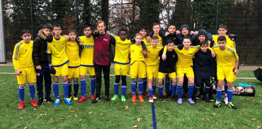 C-Junioren: Mit Kantersieg in nächste Pokalrunde
