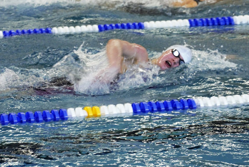 Schwimmteam holt sich Titel in der DMS Landesliga