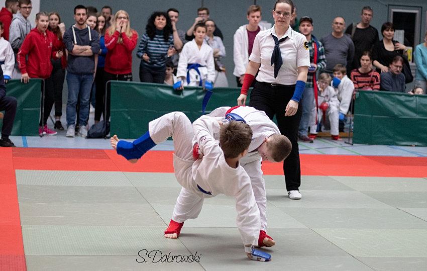 Grandiose Vorstellung – Ju-Jutsu-Abteilung holt sieben Titel!