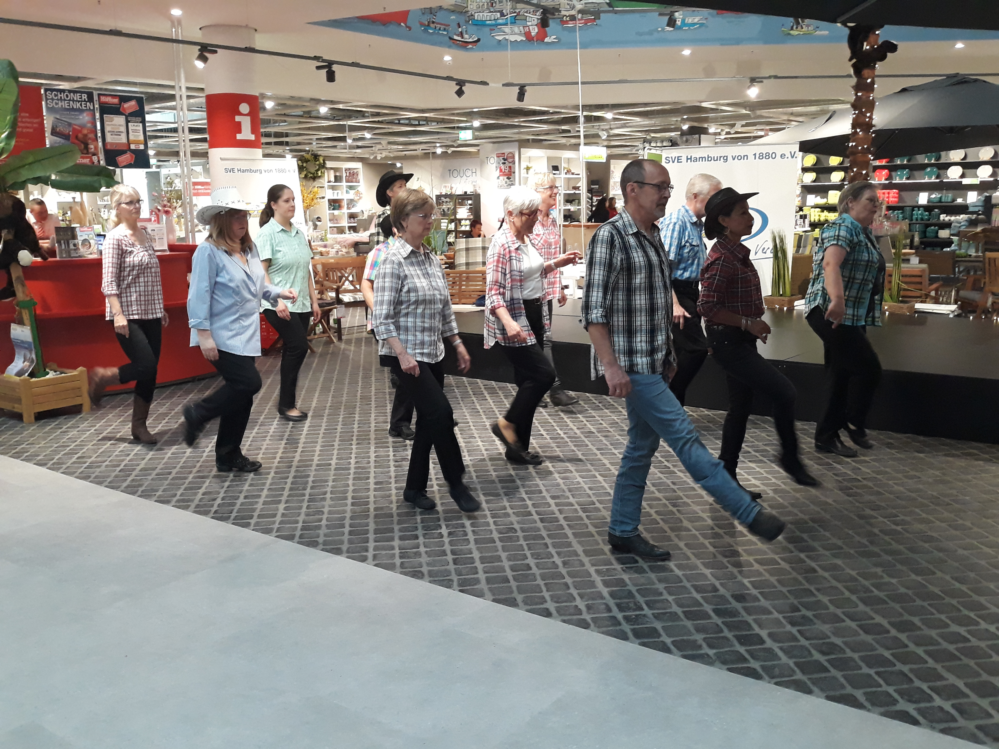 Line Dance Hamburg