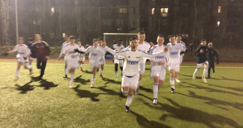 C-Junioren ziehen ins Pokal-Viertelfinale ein