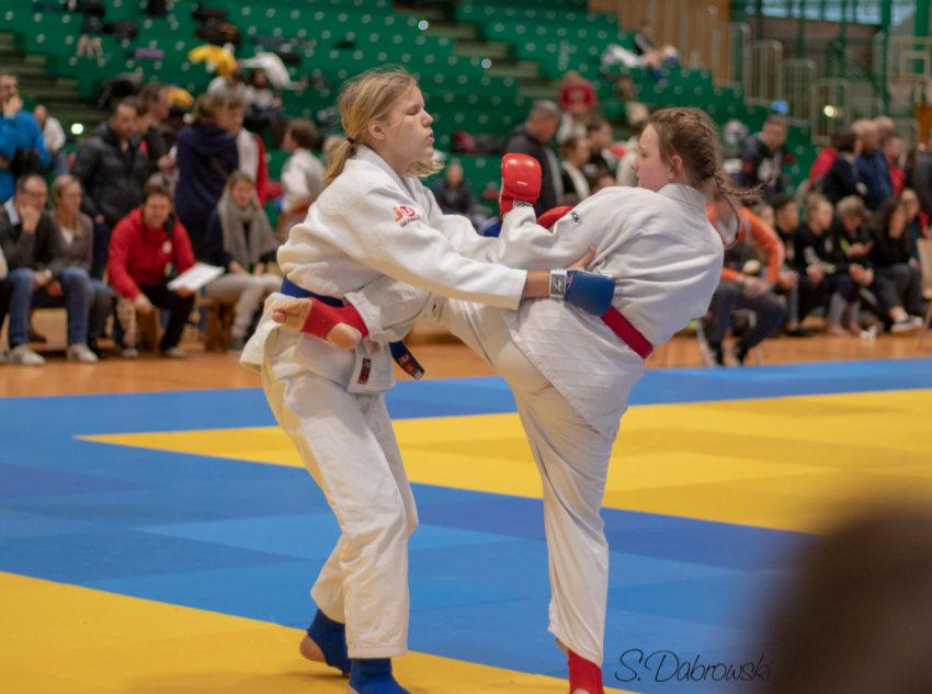 SVE-Ju-Jutsuka's mit starken Leistungen bei Kodokan Open