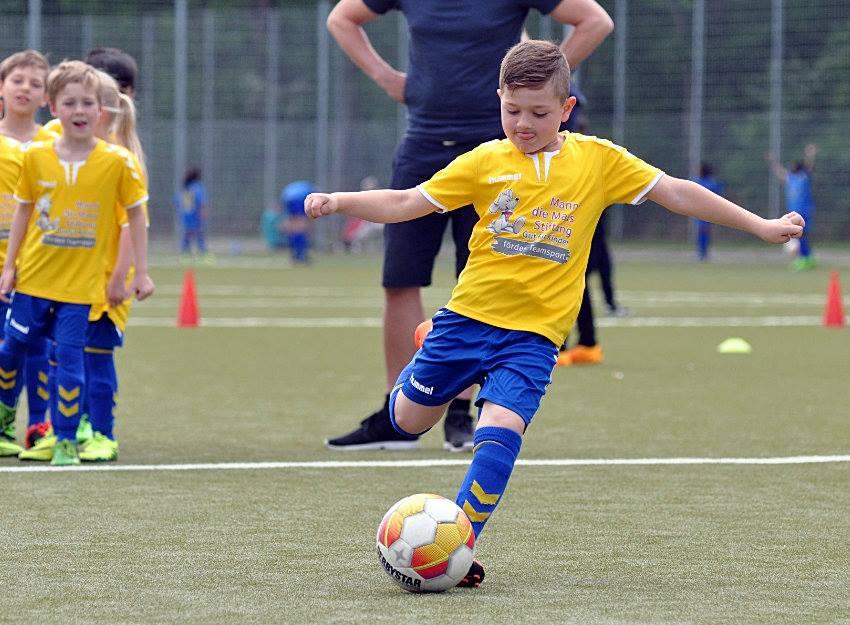 Staffeln im Jugendfußball veröffentlicht