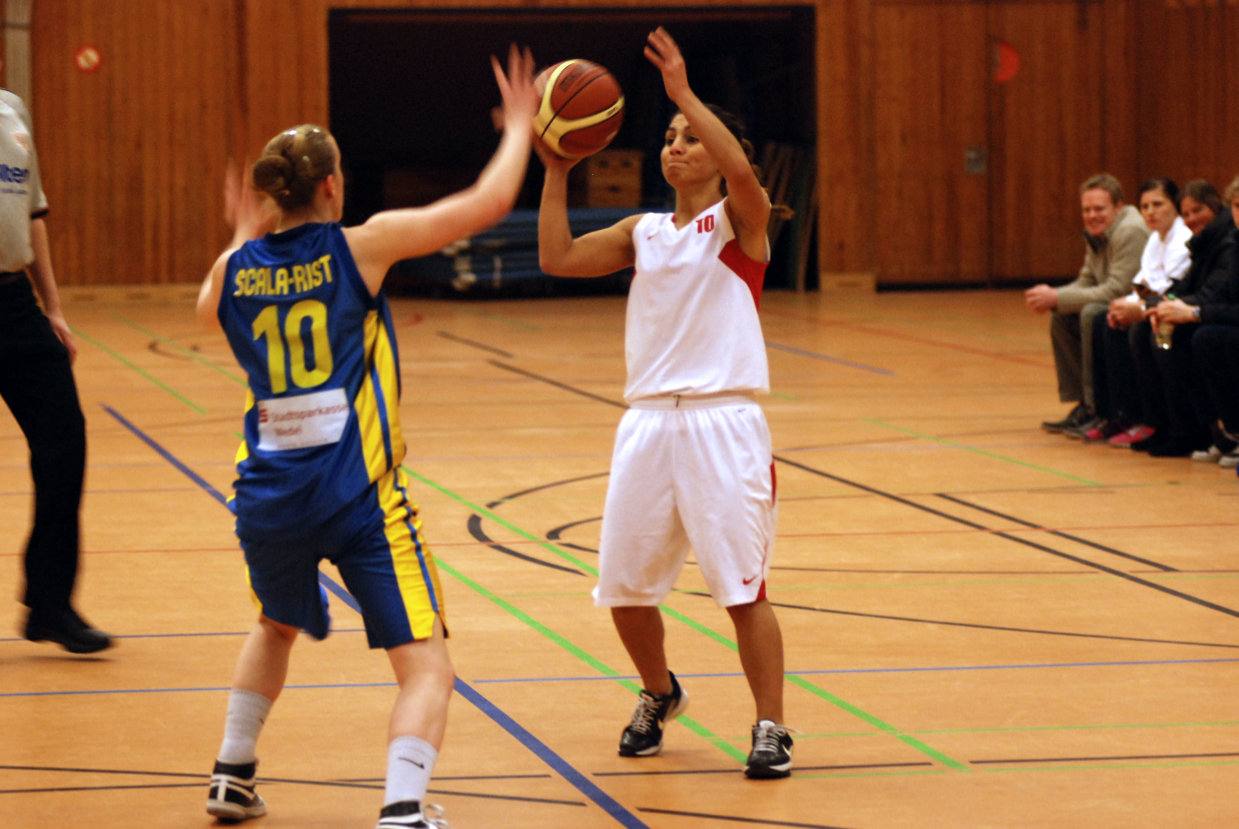 Basketballerinnen holen Meisterschaft in RLN Nord