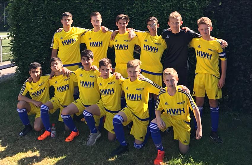 SVE-C-Junioren steigen in Oberliga auf