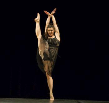 Magdalena Dudek ist Deutsche Meisterin im Jazz & Modern