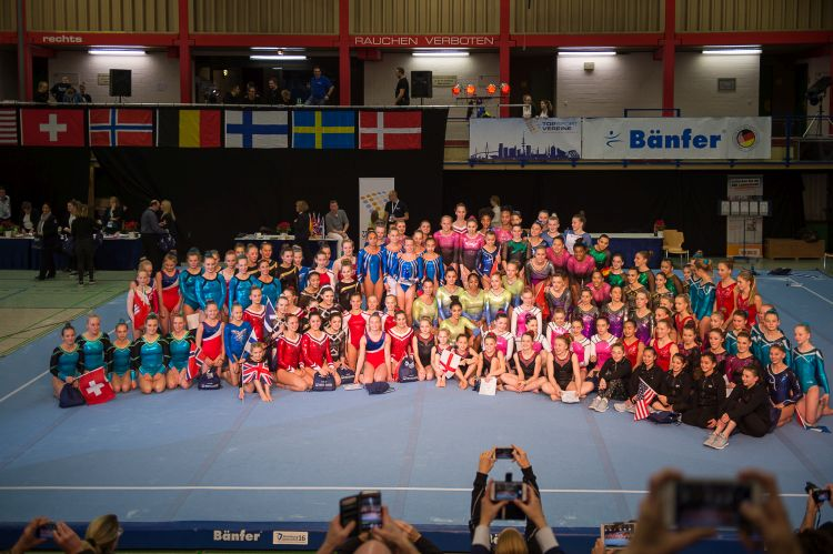 SVE-Rückblick auf die Hamburg Gymnastics