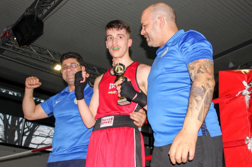 Drei weitere Titel für Boxer des SV Eidelstedt