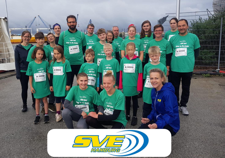 SVE-Gruppe läuft wieder für den guten Zweck