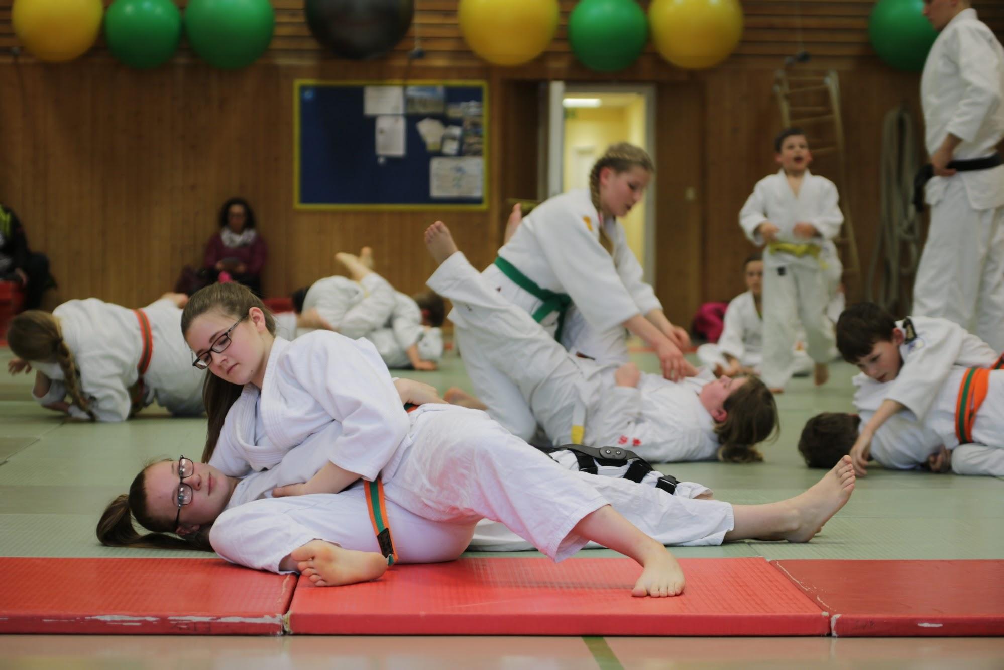 Lea Vucelja und Mary Hentschel – Zwei Ju Jutsu Ausnahme-Athletinnen