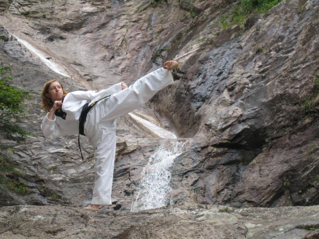 NEU beim SVE: Taekwondo mit der Europameisterin