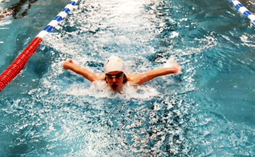SVE-Schwimmteam liefert Bestzeiten am Fließband