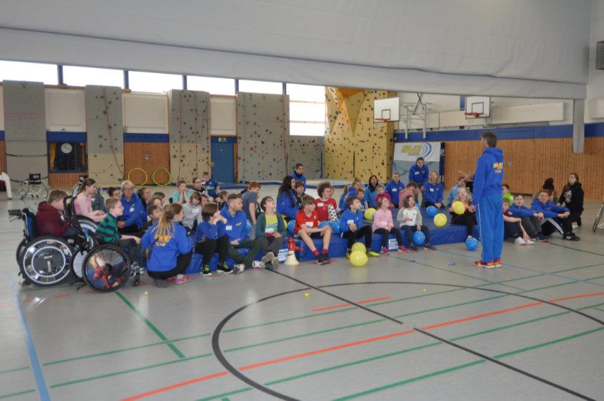 Jubiläums-Kinder-Kongress ein voller Erfolg