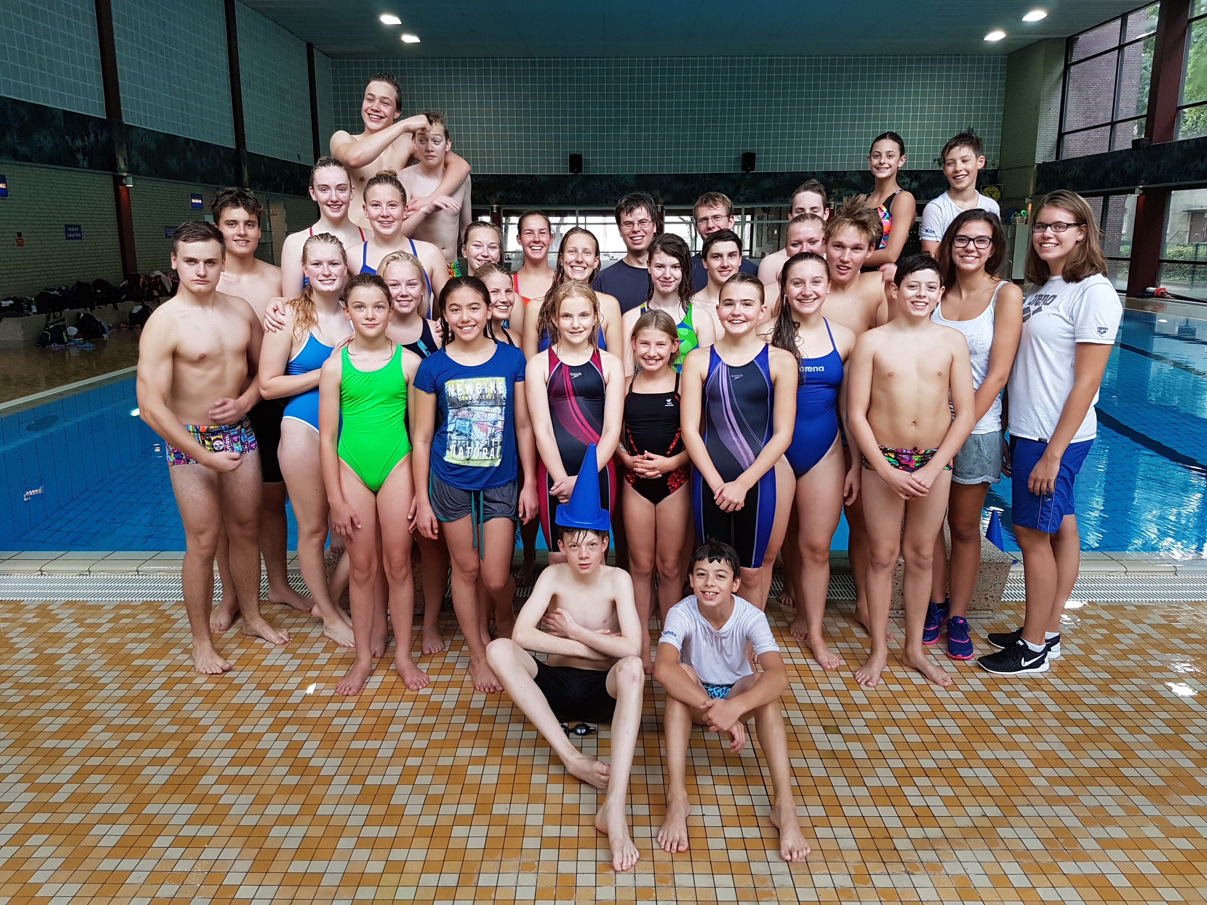 Deutscher Mannschaftswettbewerb im Schwimmen der Jugend