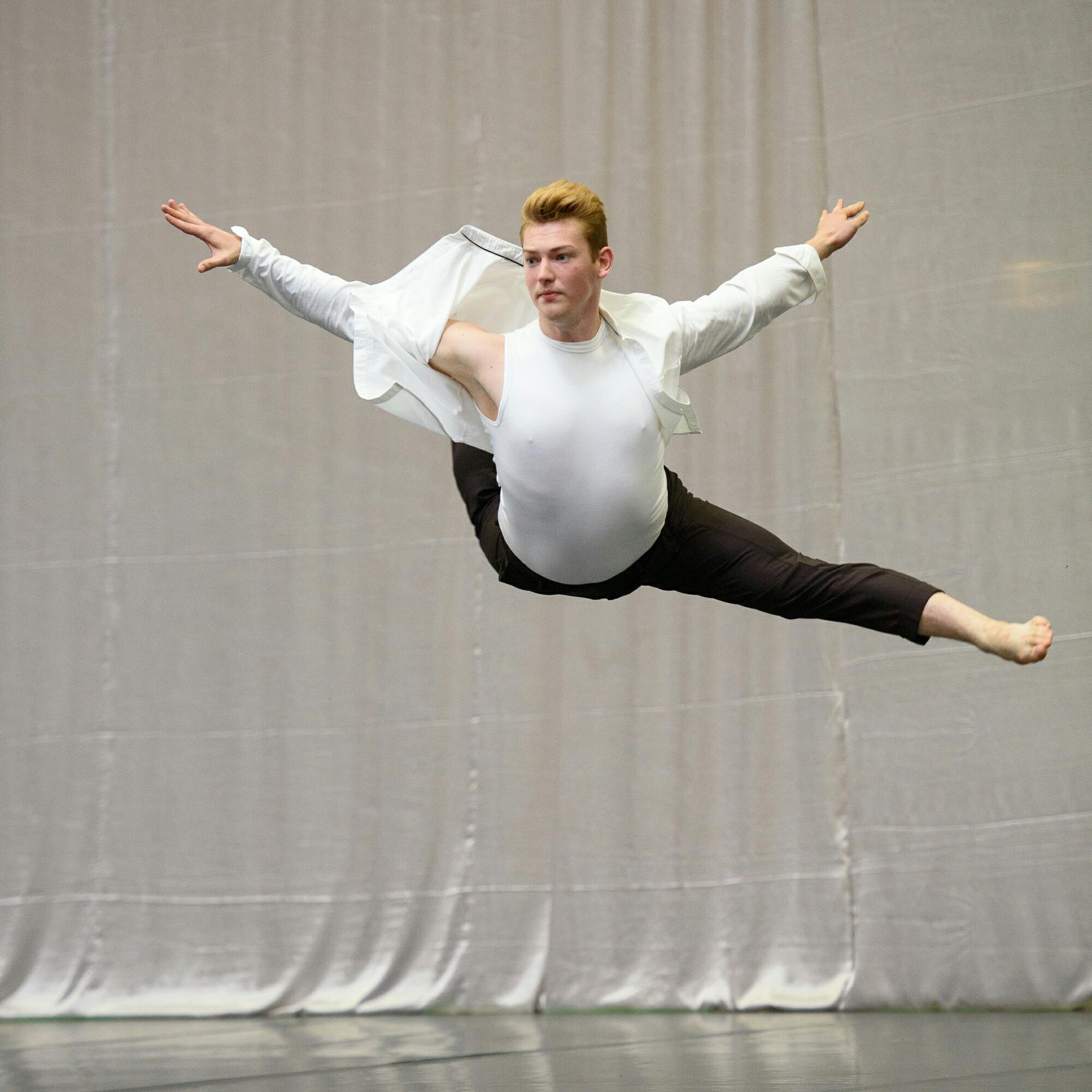 Spontane Neugründung bei Modern Dance