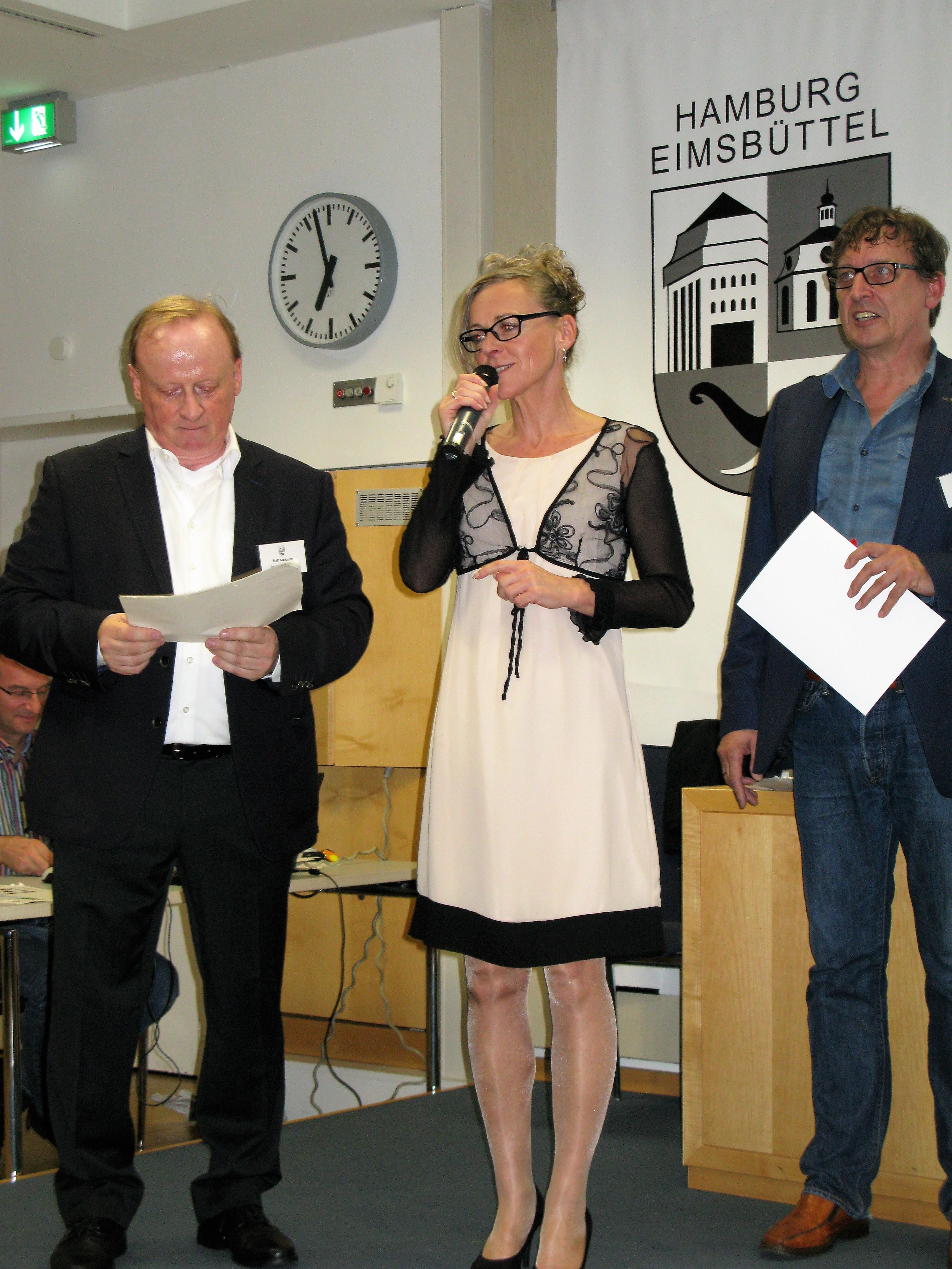 11. Sportlerehrung des Eimsbüttler Bezirksamt: SV Eidelstedt mit vielen Medaillen