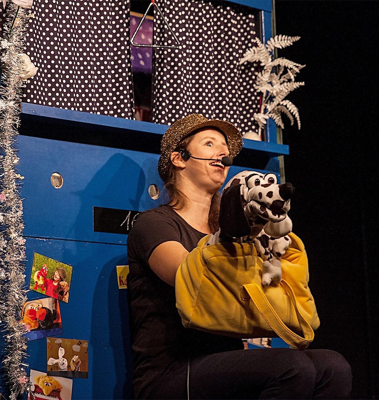 Adventsstimmung beim SVE-Puppentheater