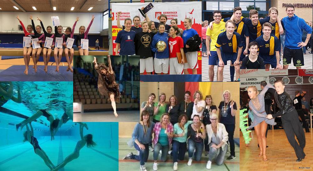Sportlerehrung der Bezirksversammlung Eimsbüttel: Eure Stimme zählt!  Bis zum 27.09. online abstimmen!