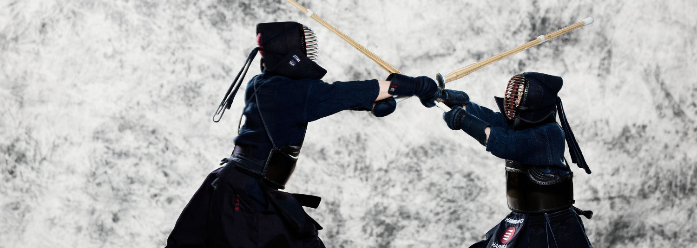 Koki Nakashima fährt zur Kendo-EM