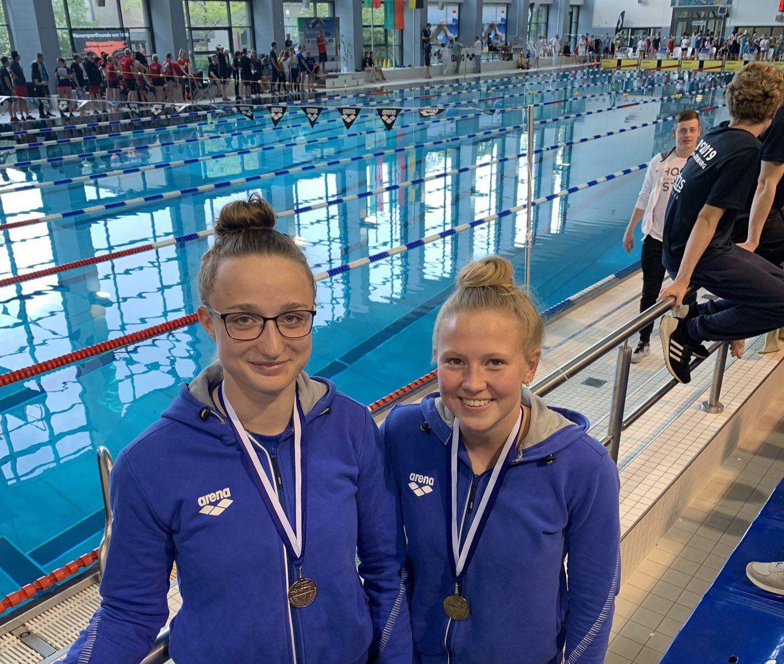 Emily Schröder holt Gold bei Norddeutschen Meisterschaften