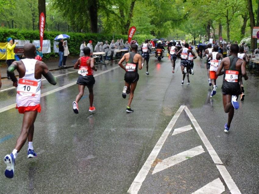 Tradition beim Marathon