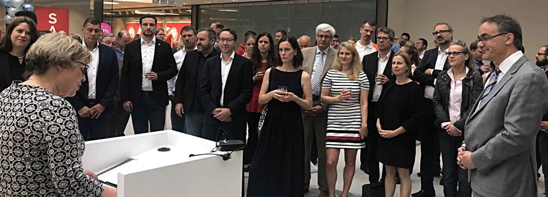 Eidelstedt-Center feierlich eröffnet