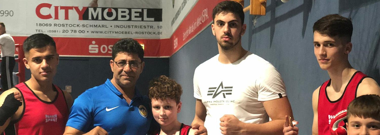SVE-Boxer weiter in Erfolgsspur