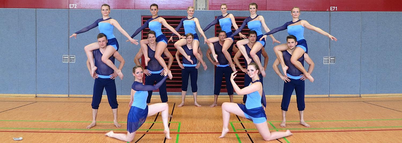 Gymnastic Fusion beim Bundesfinale dabei