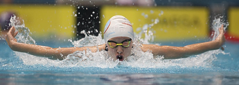 Jette Sutter holt acht Goldmedaillen