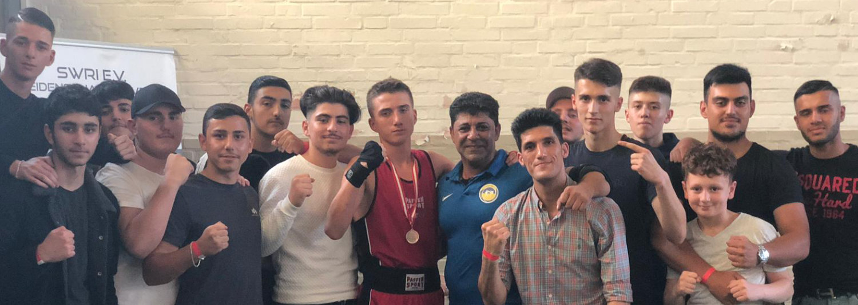 Boxer feiern zwei Siege