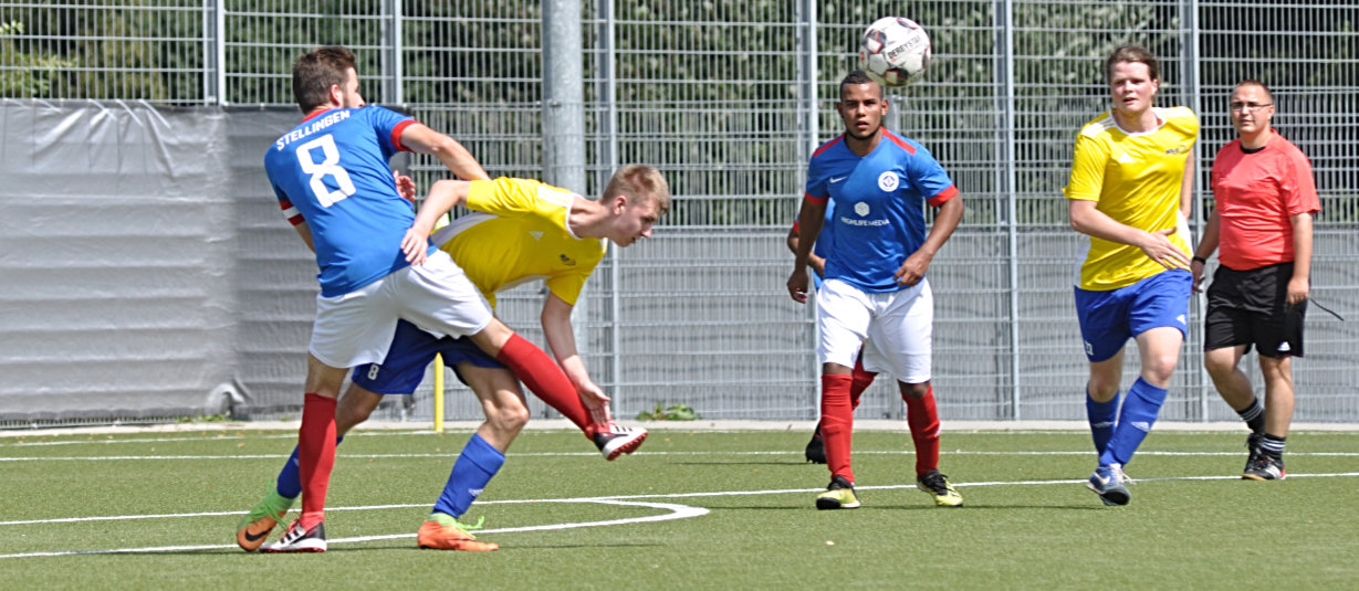 Erster Sieg für SVE-Fußballer
