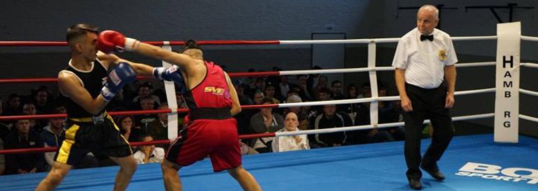 Boxer Farid zieht ins Finale ein