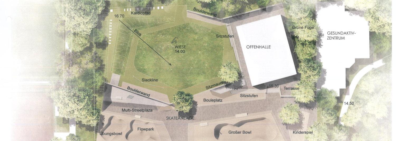 Antrag bewilligt – der Sportpark Steinwiesenweg entsteht
