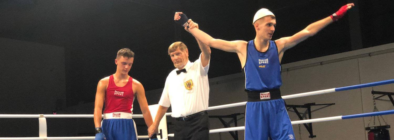 SVE-Boxer überzeugen bei Boxgala der HT16