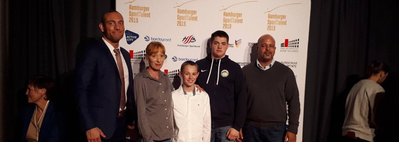 SVE-Sportler bei Nachwuchs-Gala dabei