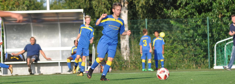 C-Junioren qualifizieren sich für U14-Oberliga