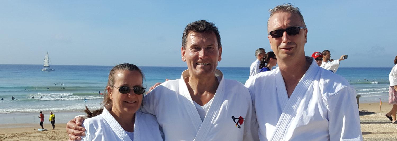 Neue Karate-Graduierungen