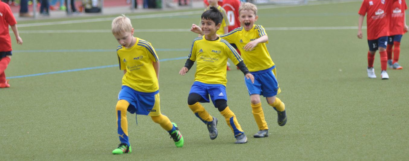 Ferien Fußball Akademie wird fortgesetzt