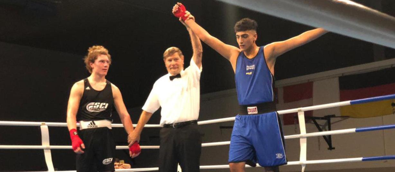 SVE-Boxer überzeugen erneut