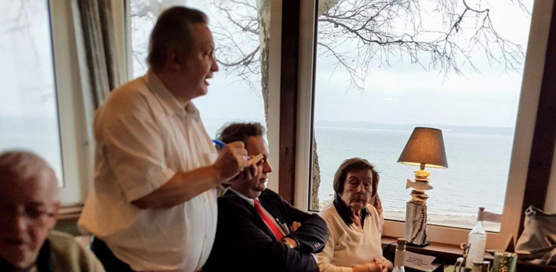 Schöner Adventstörn der Senioren ins Weihnachtsdorf