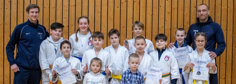 Viele Medaillen für Ju-Jutsu-Abteilung