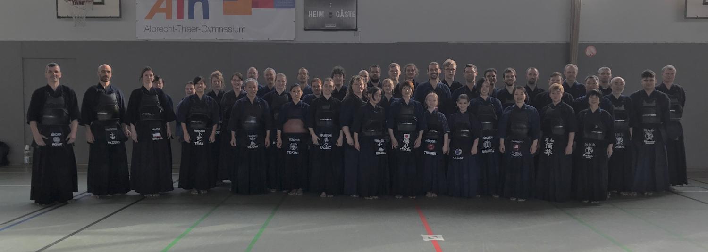 Internationaler Kendo-Lehrgang