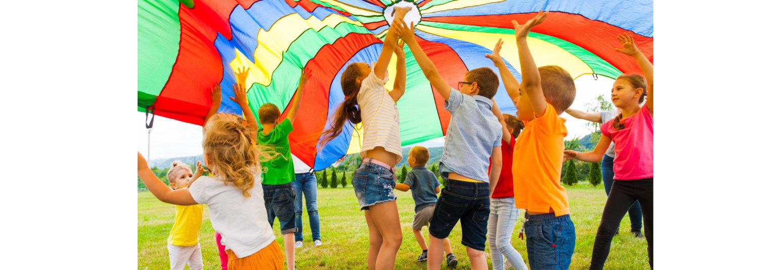 Kindersportcamps in den Ferien