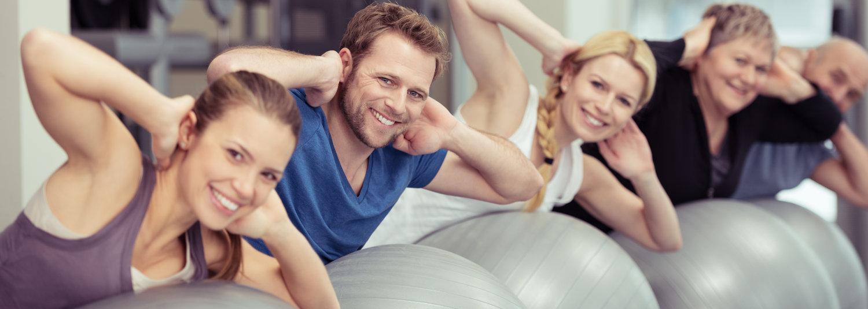 Neue Fitness-Kurse beim SVE