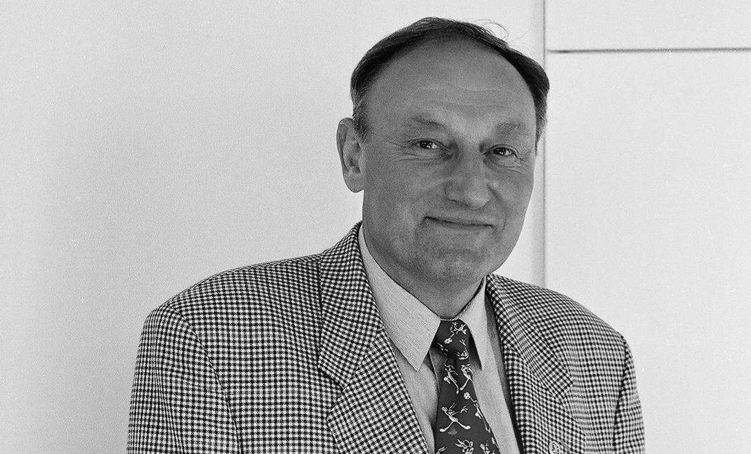 Ehrenvorsitzender Erich Thiele verstorben