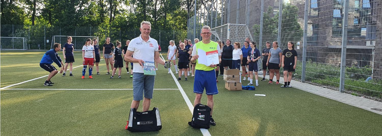 Michael Görge ist HFV-Ehrenamtler des Monats Juni 2021